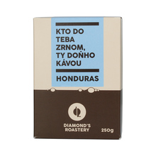 Diamonds Roastery - Honduras Olga Leticia Cabrera Organic Filter