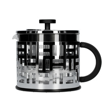Bodum Eileen - Tea Press with Plastic Filter 1.5l - Chrome