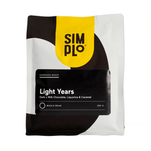 ESPRESSO OF THE MONTH: SIMPLo - Light Years