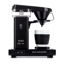 Moccamaster Cup-One Coffee Brewer Matt Black - Filter Coffee Machine