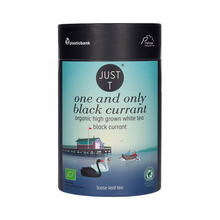 Just T - One and Only Black Currant - Loose Tea 80g