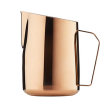 Barista & Co - Dial In Milk Pitcher Rose Brass - 600ml (outlet)