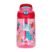 Contigo Gizmo Flip Cherry Cat Water Bottle