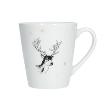 Kalva Renifer / Raindeer - Head - 350 ml Mug