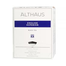 Althaus - English Superior Pyra Pack - 15 Tea Pyramids
