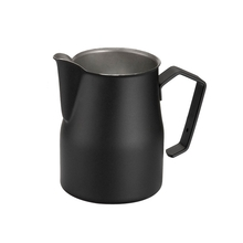 Motta Milk Pitcher - Black - 350ml