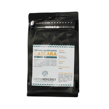 Coffee Proficiency - Cascara Panama Carmen Estate