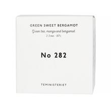 Teministeriet - 282 Green Sweet Bergamot - Loose Tea 100g - Refill
