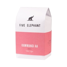 Five Elephant - Kenya  Kamwangi AA