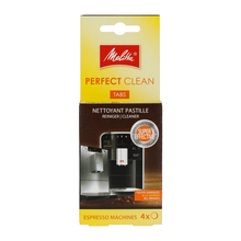 Melitta Perfect Clean Tabs - 4 pieces
