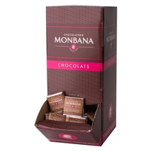 Monbana Milk Chocolates (outlet)
