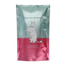 Teministeriet - Moomin Green Tea Chokeberry - Loose Tea 100g - Refill