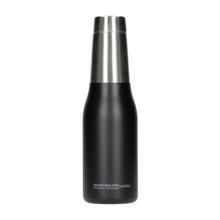 Asobu - Oasis Water Bottle Black - 600ml Travel Bottle