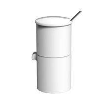Loveramics Bond - Sugar and Creamer + Spoon Set - White
