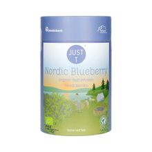 Just T - Nordic Blueberry - Loose Tea 125g