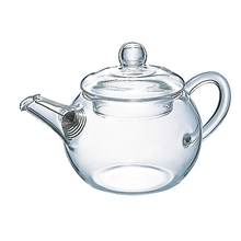 Hario Asian Teapot Round 180ml - a teapot