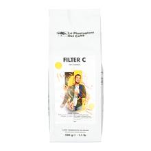 Le Piantagioni del Caffe - Filter C 500g