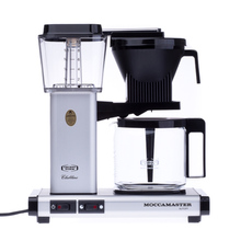 Moccamaster KBG 741 AO Matt Silver - Filter coffee machine