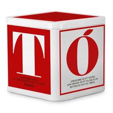 Johan & Nyström - T-TE Strawberry and Apple - tin