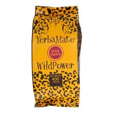 WildPower Cherry - yerba mate 400g