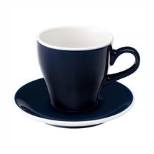 Loveramics Tulip - Cup and saucer - Cafe Latte 280 ml - Denim