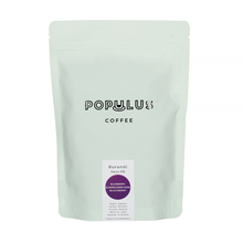 Populus Coffee -  Burundi Heza PB Omniroast