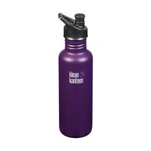 Klean Kanteen - Classic Sport Bottle - Winter Plum 800ml