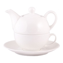 Mount Everest Tea - Tea For One New Classic White