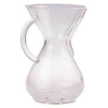 Chemex Coffee Maker Glass Handle - 6 cups