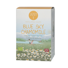 Just T - Blue Sky Chamomile - 20 Tea Bags