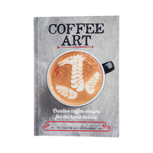 Coffee Art Book - Dhan Tamang