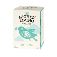 Higher Living White Tea - tea - 20 teabags