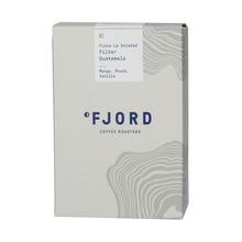 FILTER OF THE MONTH: Fjord - Guatemala Finca La Soledad Filter
