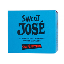 Caffenation - Sweet JOSE - 10 Capsules (outlet)