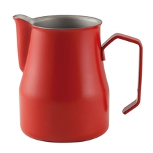 Motta Milk Pitcher - Red - 350ml (outlet)