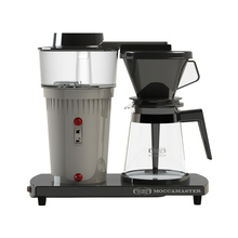 Moccamaster 68 Jubilee Edition Black / Off-White - Filter coffee machine