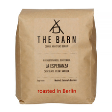 ESPRESSO OF THE MONTH: The Barn - Guatemala La Esperanza 1kg