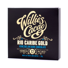 Willie's Cacao - 72% Rio Caribe Gold 50g