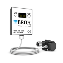 Brita 10-100A electronic water flow meter