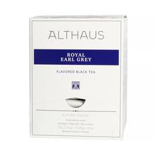 Althaus - Royal Earl Grey Pyra Pack - 15 Tea Pyramids
