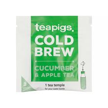 teapigs Cucumber & Apple Cold Brew - Tea bag