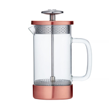 Barista & Co - 3 Cup Core Copper - Coffee Press