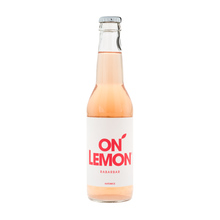 On Lemon - Rhubarb - 330 ml
