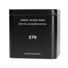 TEA OF THE MONTH: Teministeriet - 270 Green Island Rose - Loose Tea 100g