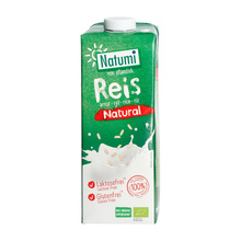 Natumi - Rice Unsweetened Glutenfree Drink 1L