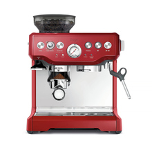 Sage The Barista Express Red Coffee Machine