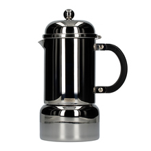 Bodum Chambord Stove Top 6 cup - 350 ml - Chrome