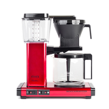 Moccamaster KBG 741 AO Red Metallic - Filter coffee machine