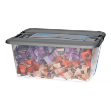 Monbana Mix of Crispy Cereals Box - Pack of 500