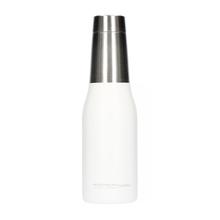 Asobu - Oasis Water Bottle White - 600ml Travel Bottle